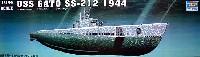 トランペッター1/144 潜水艦シリーズUSS ガトー級潜水艦 SS-212 1944年