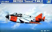 トランペッター1/72 エアクラフト プラモデルフェアリー ガネット T.Mk2