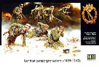 ドイツ 装甲擲弾兵 1939-42