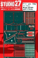 スタジオ27F-1 ディテールアップパーツマクラーレン MP4/5B グレードアップパーツ