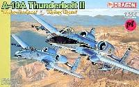 ドラゴン1/144 ウォーバーズ (プラキット)A-10A サンダーボルト 2 フライング・ヤンキース & フライング・タイガース