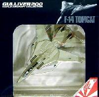 ワールド・エアクラフト・コレクション1/200スケール ダイキャストモデルシリーズF-14A トムキャット VF-111 サンダウナーズ NL200 CAG機 1982年