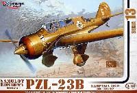 ポ軍 PZL 23B型 カラス爆撃機 ポーランド戦