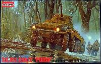 ドイツ Sd.Kfz.234/2 プーマ 8輪装甲車