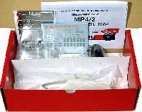 スタジオ27F-1 オリジナルキット (スタンダードシリーズ)MP4/2 ブラジルGP 1984年