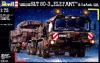 レベル1/72 ミリタリーSLT 50-30 エレファント & SaAnh.52t