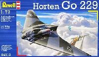 レベル1/72 飛行機ホルテン Go229
