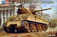 ホビーボス1/48 ファイティングビークル シリーズM4A3 シャーマン 中戦車