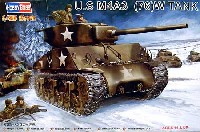ホビーボス1/48 ファイティングビークル シリーズM4A3 シャーマン 76mm砲搭載型