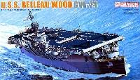ドラゴン1/700 Modern Sea Power SeriesWW2 アメリカ海軍 航空母艦 USS ベロー・ウッド (CVL-24)
