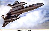 SR-71A ブラックバード NASA