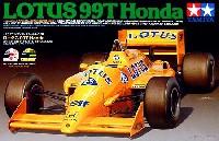 タミヤ1/20 グランプリコレクションシリーズロータス 99T ホンダ