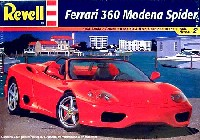 レベルカーモデルフェラーリ 360 モデナ スパイダー