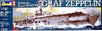レベルShips(艦船関係モデル)ドイツ海軍航空母艦 グラーフ ・ツエッペリン