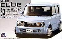 フジミ1/24 インチアップシリーズ (スポット)ニッサン キューブ SX リミテッド (Z11) エッチングパーツ付
