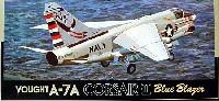 フジミ1/72 飛行機 (定番外)A-7A コルセア 2 VA-93 ブルーブレザー