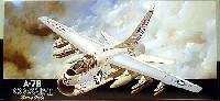 フジミ1/72 飛行機 (定番外)A-7B コルセア2 VA-215 バーナウルス