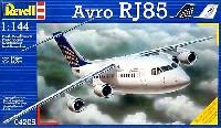 レベル1/144 旅客機アブロ RJ85 ユーロウイング