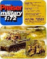 ソ連軍歩兵 戦車搭乗シーン Vol.1 WW2 (12体)