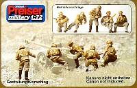 ドイツ陸軍対戦車砲チーム (5体/WW2)