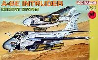 ドラゴン1/144 ウォーバーズ (プラキット)A-6E イントルーダー デザート・ストーム