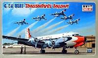 ミニクラフト1/144 軍用機プラスチックモデルキットC-54 USAF サンダーバーズ サポート