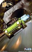 フジミ1/24 峠シリーズポルシェ 911 ターボ '85