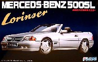 フジミ1/24 インチアップシリーズ (スポット)メルセデス ベンツ 500SL ロリンザー