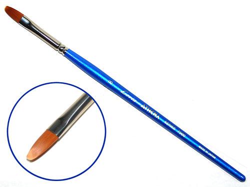 フィルバート筆 #8 (0.7×1.4cm)筆(アシーナラヴィア フィルバート 7500 シリーズNo.D1075-0008)商品画像