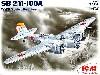 ツポレフ SB 2M-100A 爆撃機