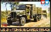 アメリカ 2.5トン 6×6 カーゴトラック