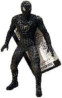 バンダイソフビ魂 (Soul of SOFT VINYL FIGURE)ブラックスパイダーマン (BLACK SPIDER MAN)