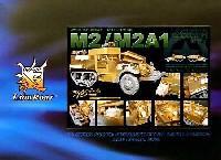 ライオンロア1/35 Full Set of SuperDetail-Up Conversion SeriesWW2 アメリカ軍 M2&M2A1 ハーフトラック用