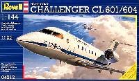 レベル1/144 旅客機チャレンジャー CL601/604