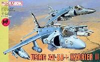 ドラゴン1/144 ウォーバーズ (プラキット)USMC AV-8Bプラス ハリアー2