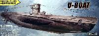 旧ドイツ海軍潜水艦 Uボート (7C型 U-581)