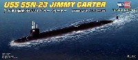 ホビーボス1/700 潜水艦モデルアメリカ SSN-23 ジミーカーター