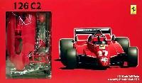 フジミ1/20 GPシリーズフェラーリ 126C2 1982 サンマリノ