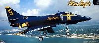 フジミ1/72 飛行機 (定番外)A-4F/TA-4J スカイホーク ブルーエンジェルス