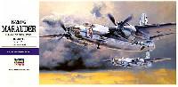ハセガワ1/72 飛行機 EシリーズB-26F/G マローダー