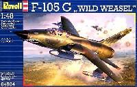 F-105G サンダーチーフ ワイルド ウィーゼル