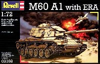 レベル1/72 ミリタリーM60 A1 with ERA