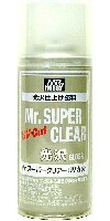 Mr.スーパークリアー UVカット (光沢) (スプレー)