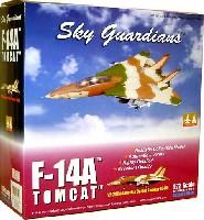 ウイッティ・ウイングス1/72 スカイ ガーディアン シリーズ (現用機)F-14A トムキャット VF-24 Renegades Camel Smoker 10-90