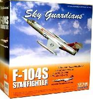 ウイッティ・ウイングス1/72 スカイ ガーディアン シリーズ (現用機)F-104S スターファイター 479th TFS USAF George AFB 1964