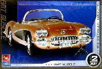 AMT/ERTL1/25 カーモデルシボレー コルベット (1960)