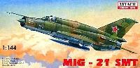 ミグ 21 SMT (改良型) 戦闘機