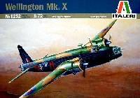イタレリ1/72 航空機シリーズビッカース ウェリントン Mk.X