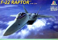 イタレリ1/72 航空機シリーズF-22 ラプター