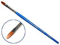 アシーナラヴィア フィルバート 7500 シリーズフィルバート筆 #8 (0.7×1.4cm)